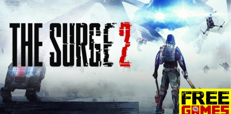 Free Games Vrydag: The Surge 2 (PS4/Xbox One)