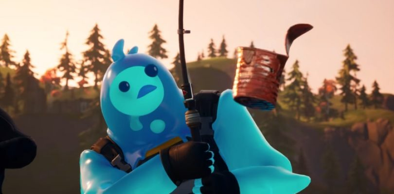 Epic Games is suing a beta tester for leaking Fortnite Chapter 2
