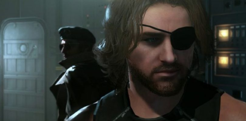 You can finally play Metal Gear Solid 5 as Snake Plissken
