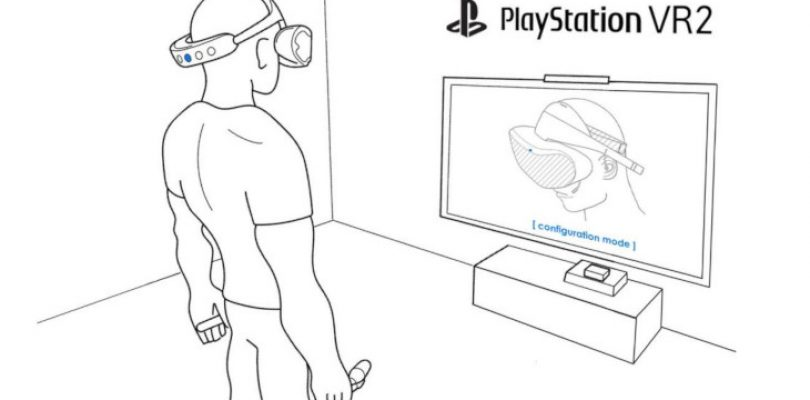 A new trademark is showing off what PSVR could mean for the next generation