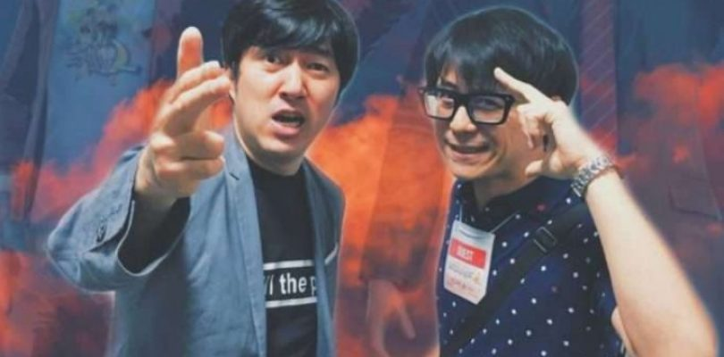 Swery and Suda51 are teaming up for a horror game, hilarity ensues