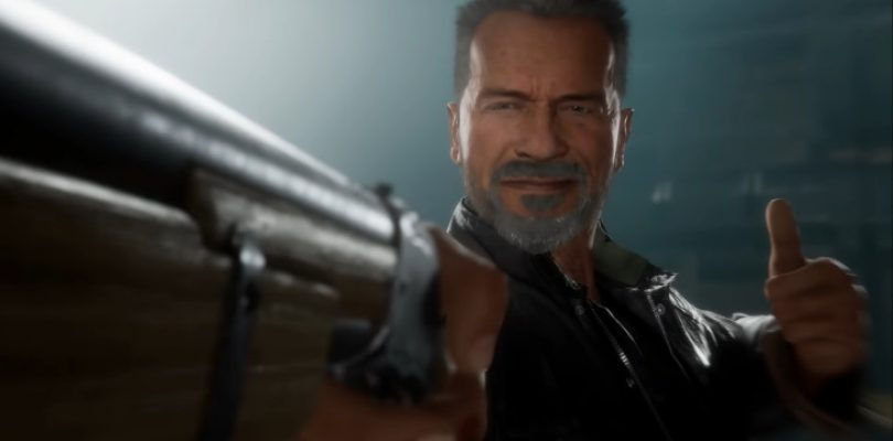 The Terminator T-800 comes with several trademark moves in Mortal Kombat 11