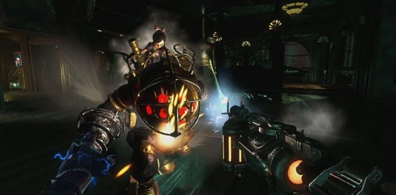 Looks like we might see a BioShock sequel next year