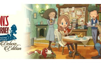 Review: Layton's Mystery Journey: Katrielle and the Millionaires' Conspiracy – Deluxe Edition (Switch)
