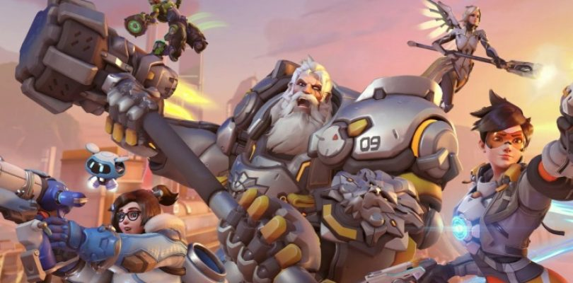 Overwatch 2 interview with Michael Chu and Matthew Hawley