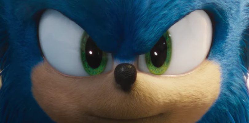Sonic's new trailer has him looking much cooler