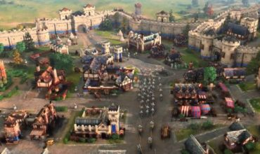 Age of Empires 4 finally shows some gameplay