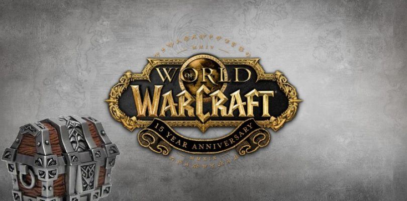 World of Warcraft Anniversary Edition unboxing