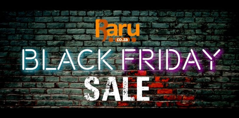 Raru Black Friday deals, 8 am