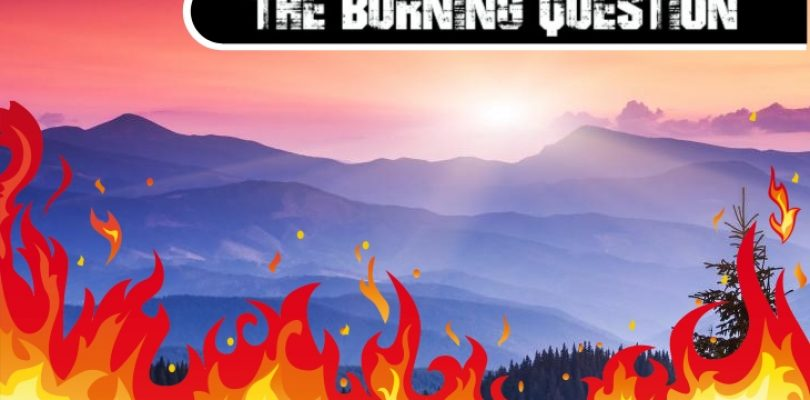 The Burning Question: What do you hope will happen in the next generation?