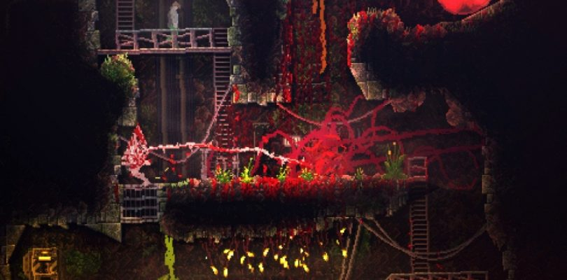 Carrion will let Xbox One players become the monster too
