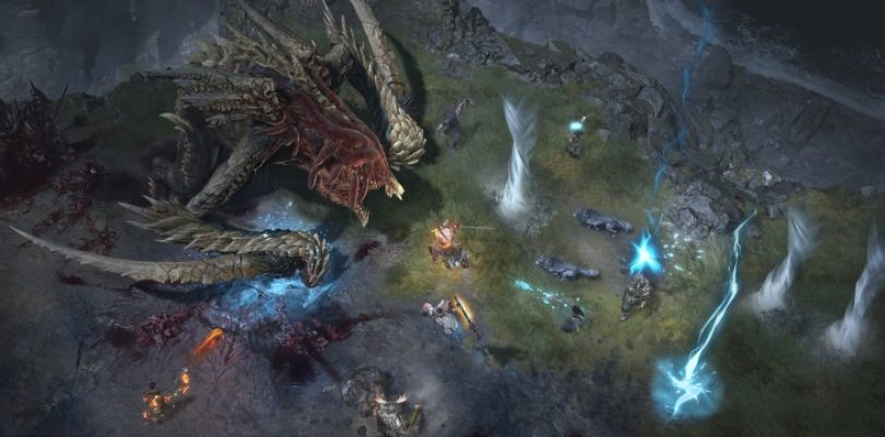 Diablo IV interview with Kris Giampa and Jesse McCree