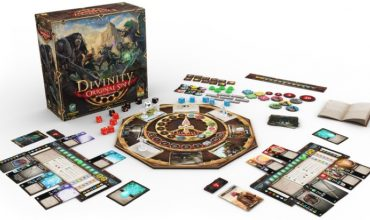 Divinity: Original Sin is getting a glorious board game