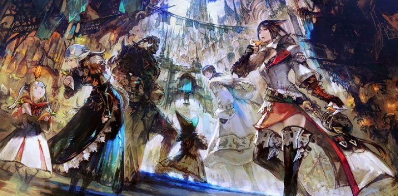 Final Fantasy XIV has a PS5 version in the works