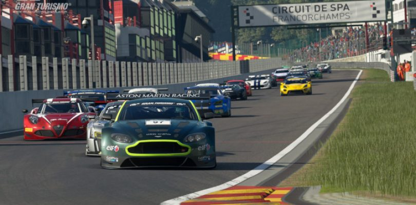 Spa-Francorchamps has finally arrived in GT Sport