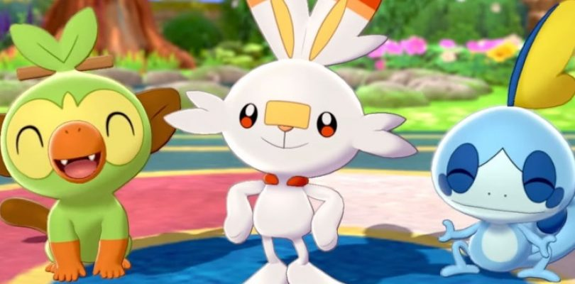 Pokémon Sword and Shield is fastest-selling Switch game ever