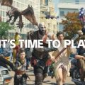 Sony reminds you that 'It's Time to Play' in this fantastic PS4 advert