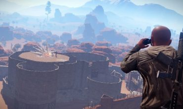 Rust is heading to PS4 and Xbox One