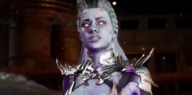 Sindel is hair to shout your face off