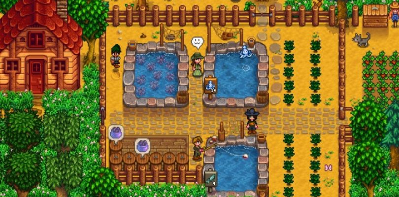 Stardew Valley's expansive 1.4 update is here