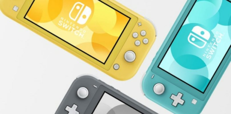 Switch Lite sales haven't affected original Switch numbers