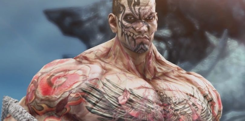 Tekken 7's next fighter is a muay thai giant