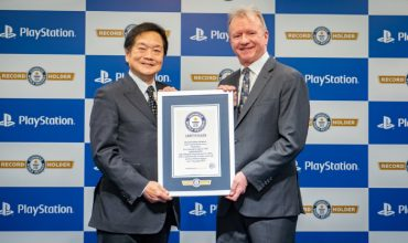 PlayStation is now a Guinness World Record holder