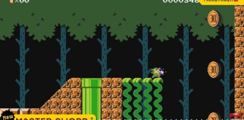 Big Super Mario Maker 2 update on the way