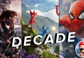 Tim's top 10 games of the decade