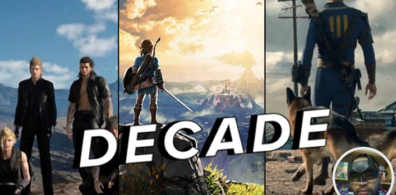 Zain's top 10 games of the decade