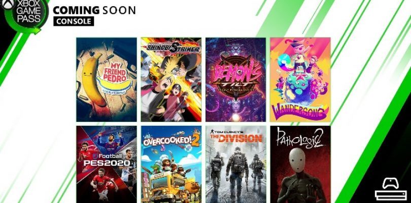 Your Xbox Game Pass games for December are bananas