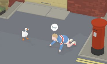 Untitled Goose Game sneaks onto PS4 and Xbox One soon