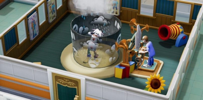 Two Point Hospital brings healing to consoles in February