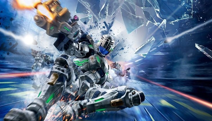 Vanquish remaster appears on the Microsoft Store