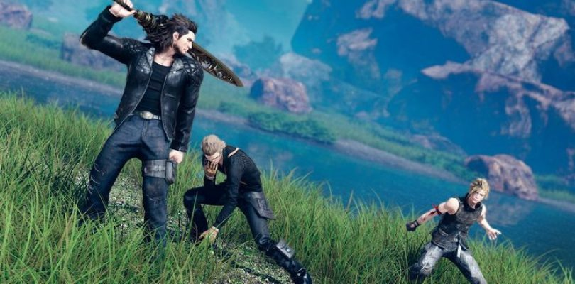 A mobile Final Fantasy XV MMO is in the works