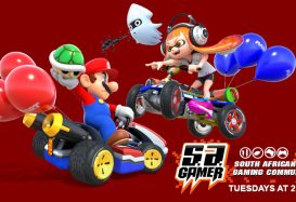 Join us at 9 pm tonight for some Mario Kart mayhem