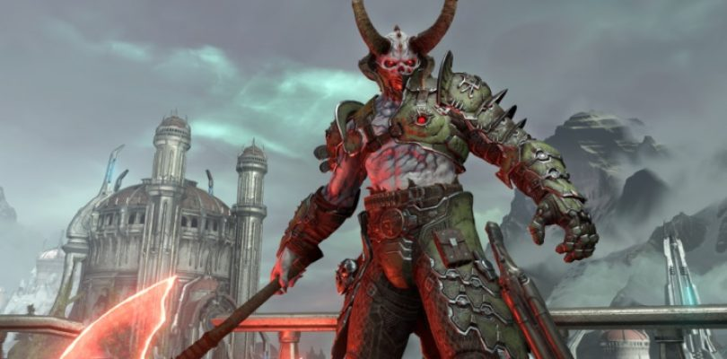 Doom Eternal's demons are chess pieces to keep players thinking