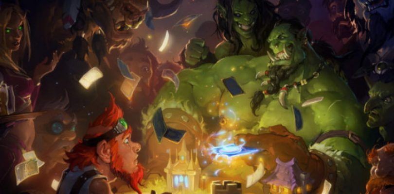 There once was a prototype for a VR version of Hearthstone