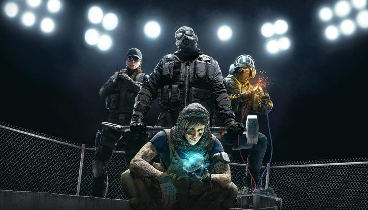 Rainbow Six Siege just had its best monthly average player count