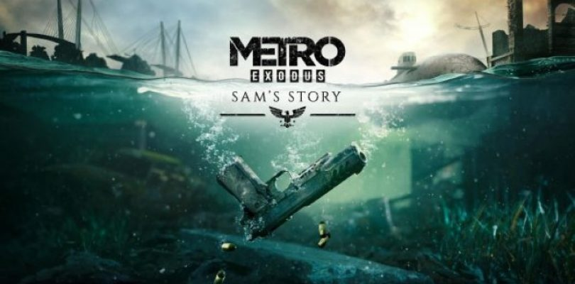 Get ready for Sam's Story in Metro Exodus next month