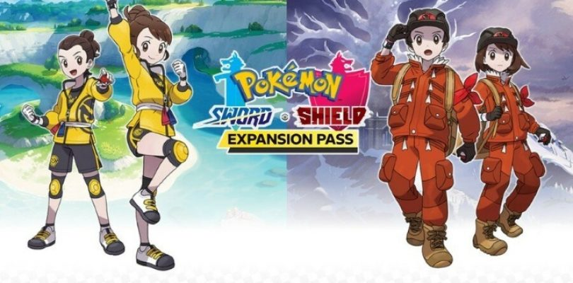 Expand your world in Pokémon Sword and Shield