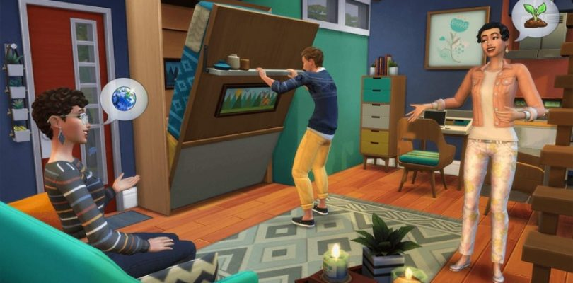 The Sims 4 is adding tiny houses for poor Millenial living