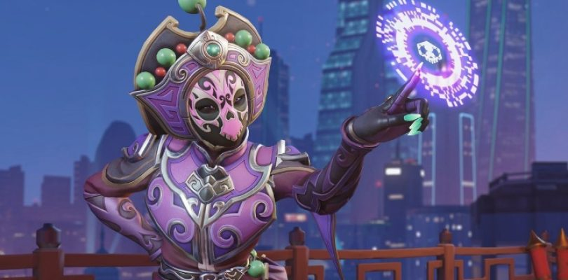 Welcome in the Year of the Rat by blasting off faces in Overwatch