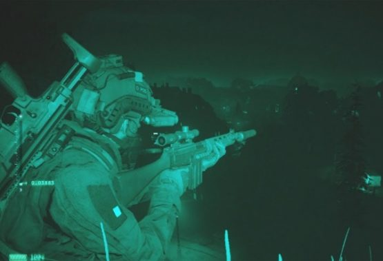 Call of Duty: Modern Warfare's latest patch has more stealth changes