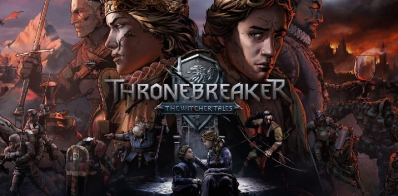 Thronebreaker is on Switch now, for card game shenanigans on the go