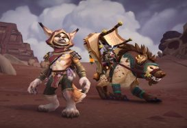 Visions of N'Zoth's best questline is bringing the Vulpera into the Horde