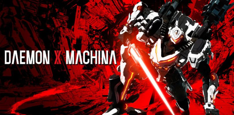 Daemon X Machina heading to Steam later this month