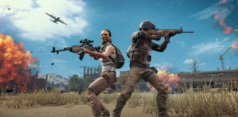 PUBG's 6.2 update allows cross-platform players to party up