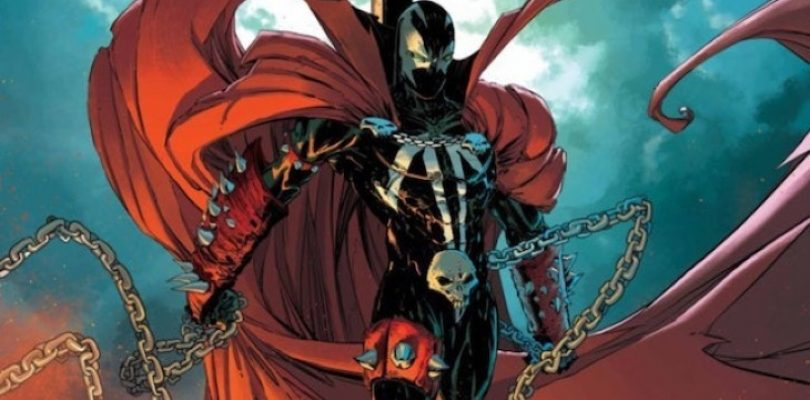 Spawn is going to kill everyone in Mortal Kombat 11 in March