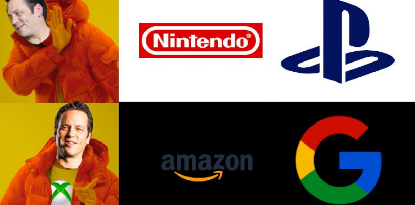 Spencer: Forget Sony and Nintendo… Amazon and Google will be Microsoft's main competitors